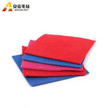 China cheap wholesale Multi color soft dryer felt fabric