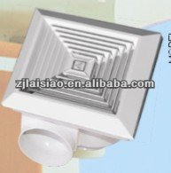 Smoking Room Exhaust Fan/Ventilation Fan/Ventilating Fan White Color With Power Cord BPT16-604 with SAA CE approval