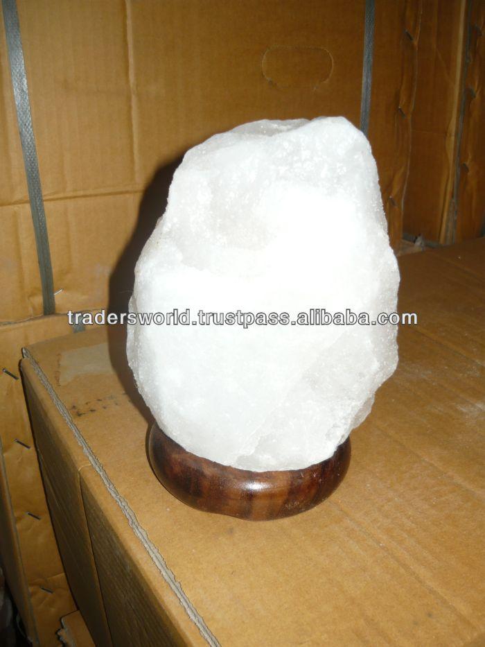 sel de l 39 himalaya lampe artisanat de sculpture id de produit 216864435. Black Bedroom Furniture Sets. Home Design Ideas