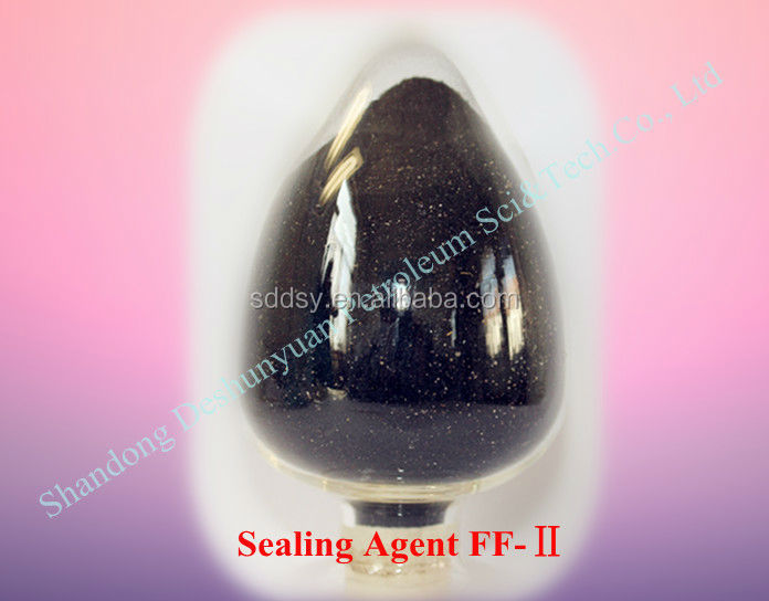 FF-1 High acid soluble sulfonated asphalt shale stabilizer for Drilling fluids