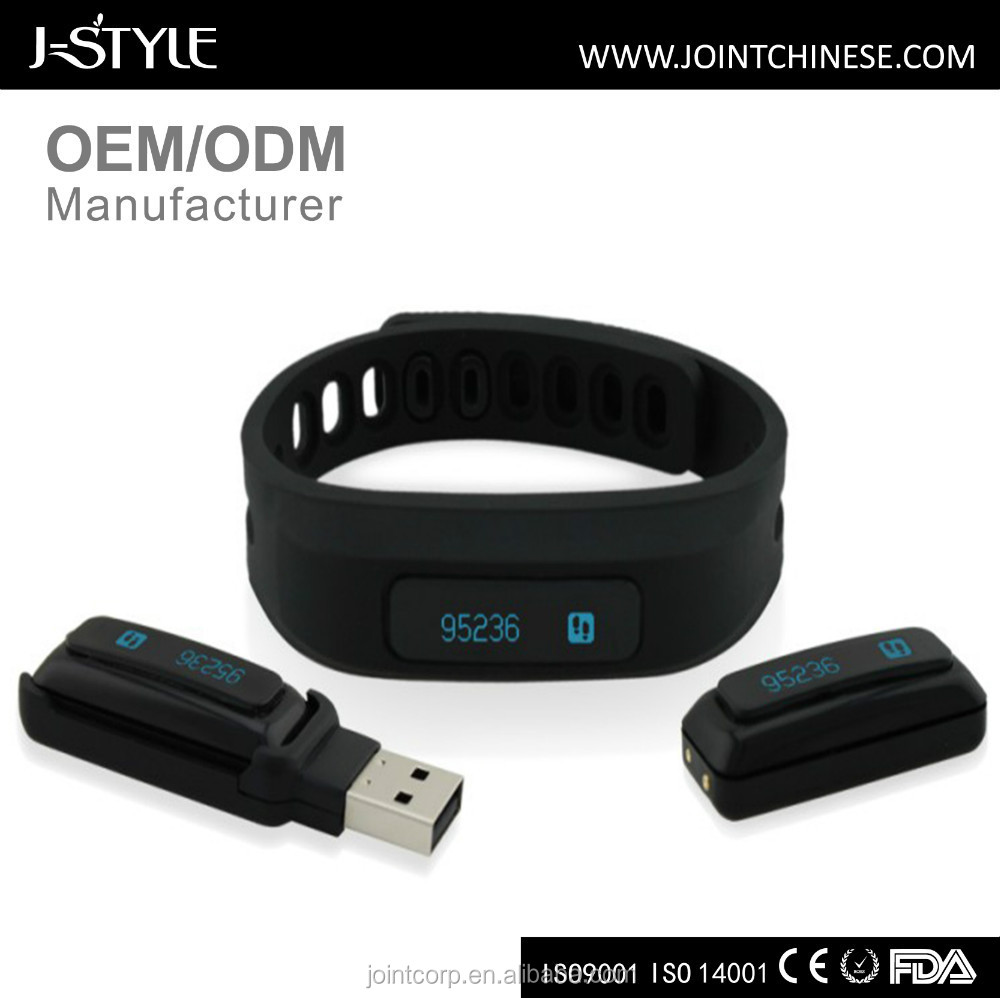 smallest activity tracker sport health bluetooth pedometer unisex fashionable bracelet