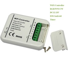5*4A led world WiFi Dream Color LED Strip Light Controller