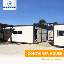 20ft 40ft modular prefab container homes container houses
