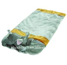 kids sleeping bags with pillow