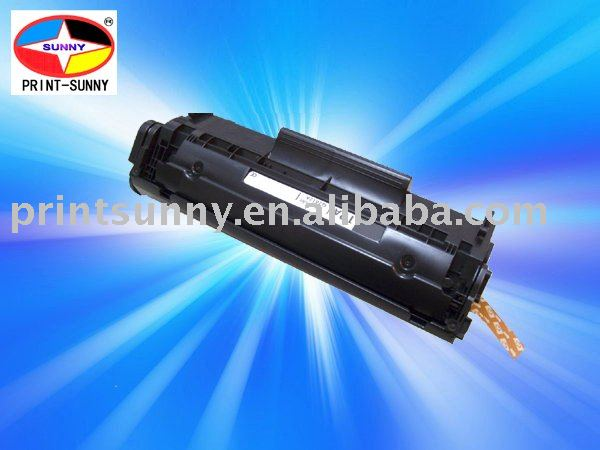 laser toner compatible for HP12A,for HP laserjet 1010/1012/1015/1020/1022/3015/3020/3030/3050/3052/3055