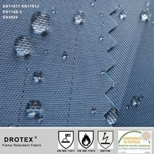 170gsm Light Weight Waterproof Fire Resistant Antistatic Twill Fabric For Summer Workwear
