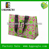 Factory Direct Sale Non Woven Tote Bag with Lamination