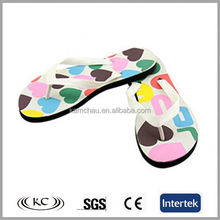 best selling youth heart fashion cool summy girls child nude beach slippers