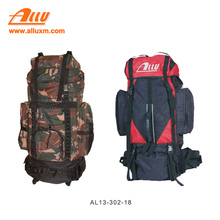 Outdoor Waterproof military mountaineering backpack camping bag