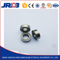 high speed 6mm x 16mm x 5mm metric miniature ball bearing