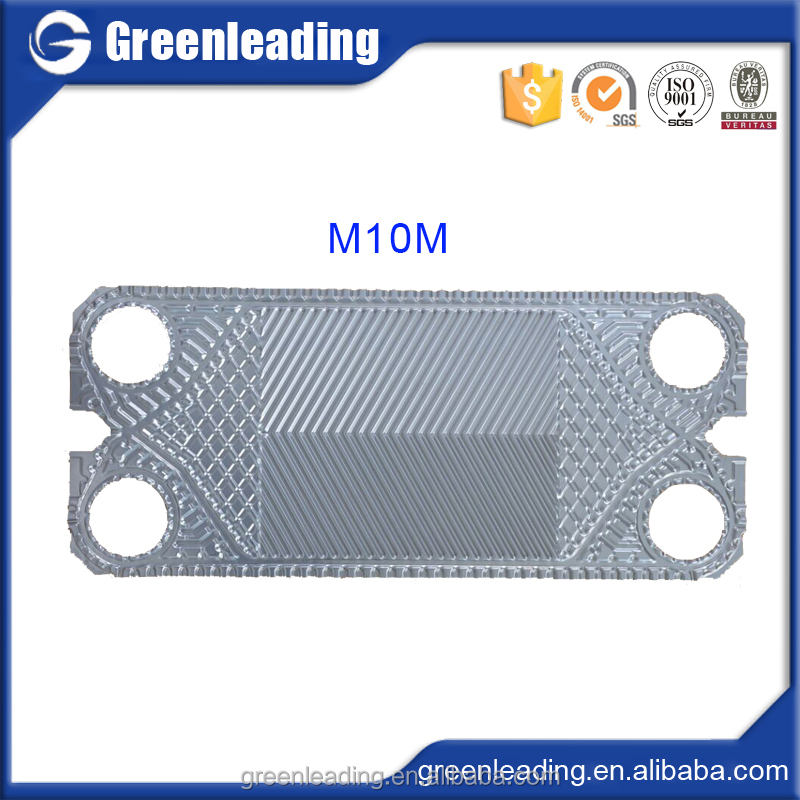 Replacement alfa laval m10 platelet exchanger gasket