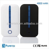 2013 New Products 4800mAh External Power Bank And Cheap Power Bank