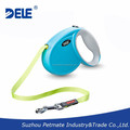 2015 new patent retractable dog leash with 4m tape for dogs up to 44lbs