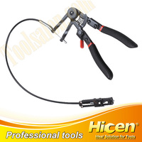 Flexible Cable Hose Clamp Removing Pliers