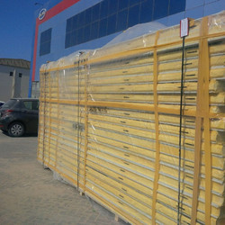 UAE PUF(Polyurethane) Roof Sandwich Panel Supplier-Manufacturer - DANA STEEL UAE-qatar-Oman-bahrain