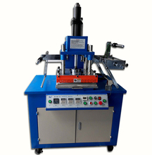 second hand machinery hot foil printing machine for leather