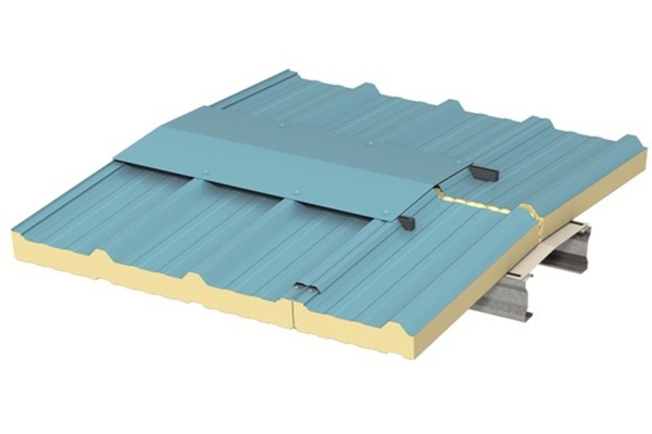 Polyurethane Sandwich Panel Roof : Soundproof pu foam insulation roof sandwich panel buy