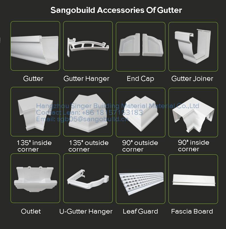 Factory Wholesale Price Uv Resistant Plastic Upvc Pvc Roof