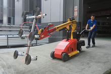 glass vacuum lifter, new model in 2014 edition