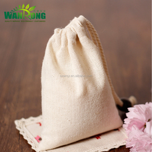 Wholesale prices cheap price promotional drawstring coarse cloth bag