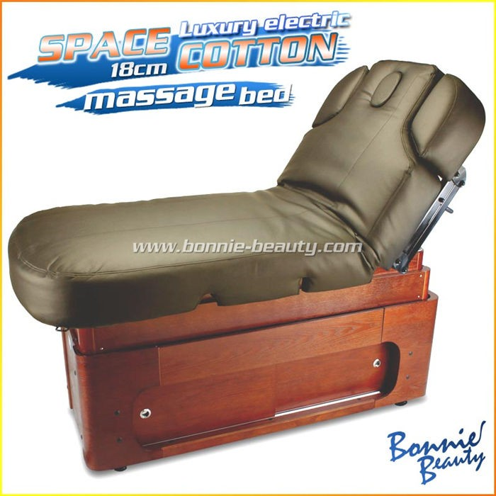 full body electric wooden massage table on sale