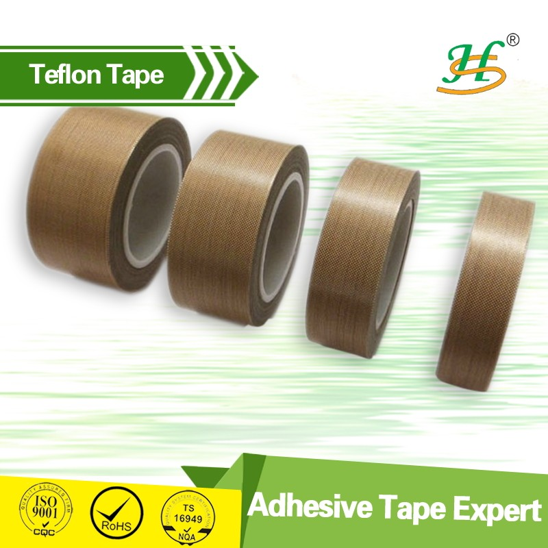 Strong Adhesive Brown Teflon Tape Price For Thermoplastic