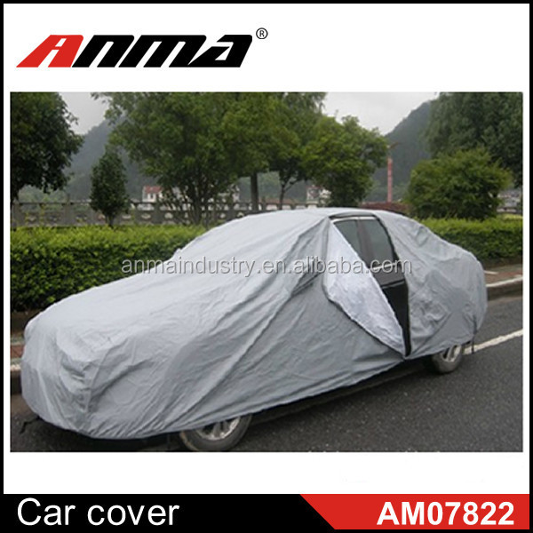 PEVA and PP cotton Sun UV Protection Auto Car Covers