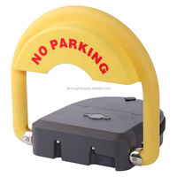 High quality parking lot lock remote control car parking lock