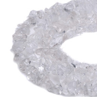 Clear Quartz stone chips,gemstone chip beads,jewelry chips