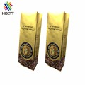 Custom Printed Aluminum Foil Food Plastic Coffee Bag With Valve