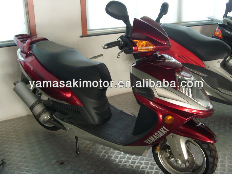 150cc gas scooter,150cc petro scooter, popular model,yamasaki