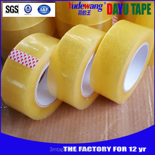 hot selling made in China bopp packing tape