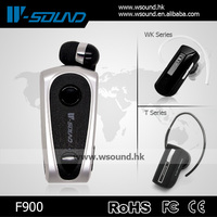 2014 wholesales retractable professional replacement ear buds