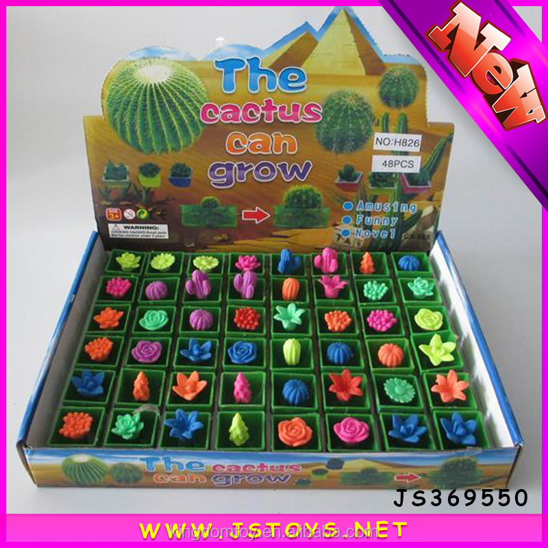 grow in water toys