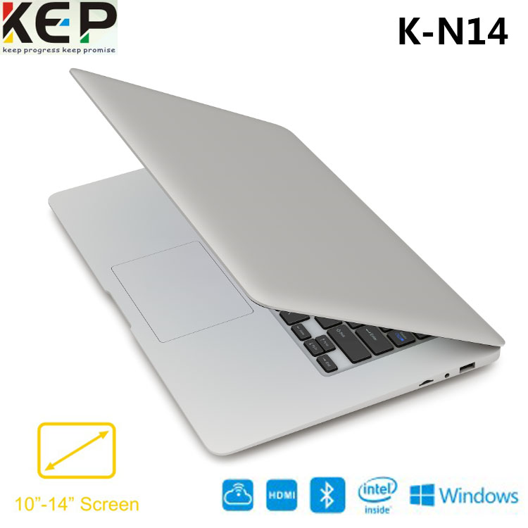 "Hot products 2017 K-N14 14"" tablet pc touch led screen android notebook 14 inch laptop computer price in china"