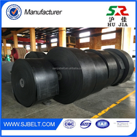 Coal Mine Equipment Parts Nylon Conveyor Belt System