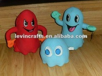 PACMAN PLUSH TOY LOT GHOSTS