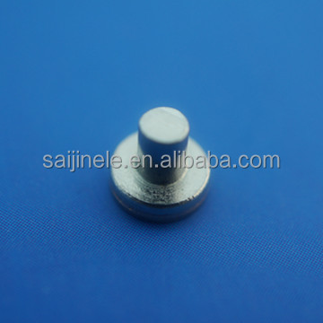 2014 Newest tungsten rivet with alibaba 6th gold supply