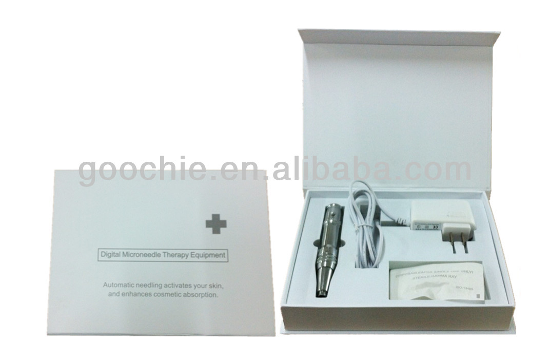 Golden Derma Microneedle Therapy Machine
