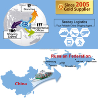 air ocean freight shipping to vladivostok