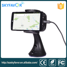 Alibaba factory supply car holder wireless charger for samsung galaxy s2