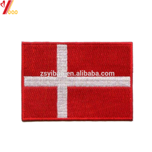 Factory price cheap country flag patches embroidy / embroidered patches with no minimum