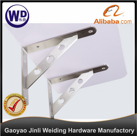 250*150mm Wall Shelf Angle Bracket Spot Welding shelf brackets decorative