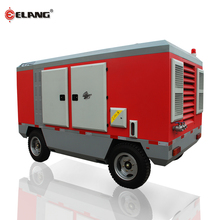 Chinese Portable Rotary Screw Air Compressor
