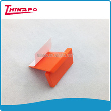 Custom silicone spacer Customized silicone part with 3M adhesive