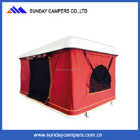 4wd vehicle camping tent pop up camper trailer