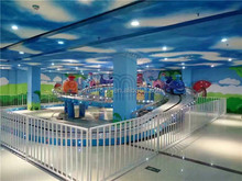 indoor kiddie amusement rides train