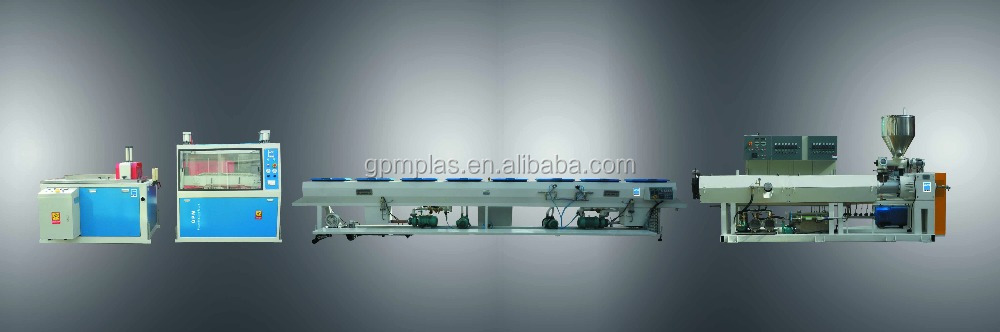 HDPE PIPE CO- EXTRUSION LINE