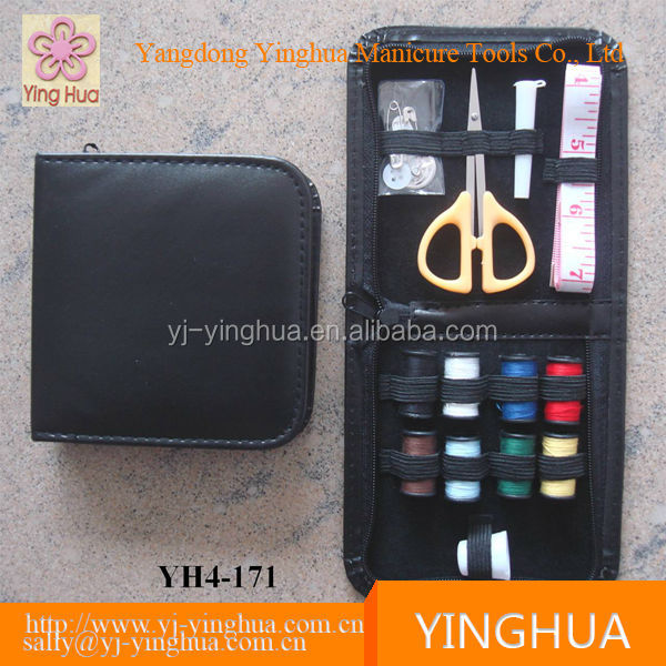 New Product Fashion Design travel oem adult sewing kits