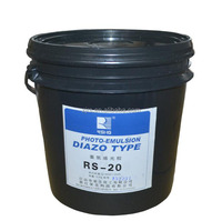 RS20 Multi-purpose diazo flat screen printing photo emulsion